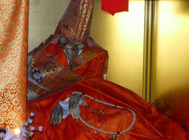 Sokushinbutsu And The Ancient Japanese Monks That Mummified Themselves To Death