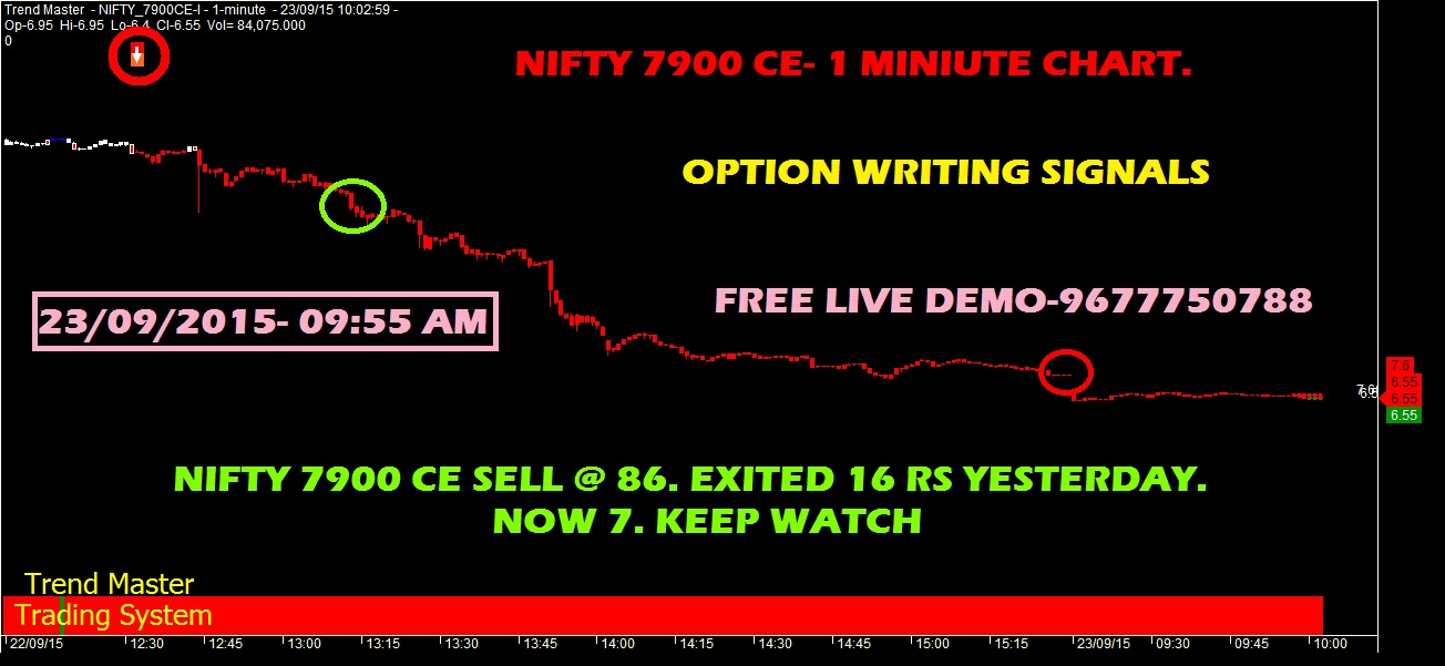 Trading in nifty options basics