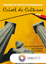 Primer encuentro internacional de poesa Ceuta 2015, Crisol de Culturas