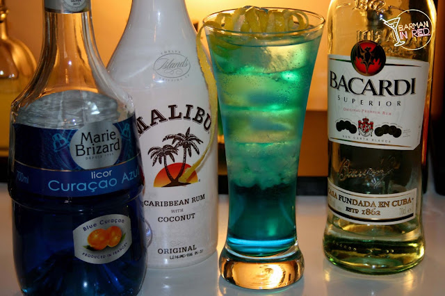 Fast and Furious Cocktail
