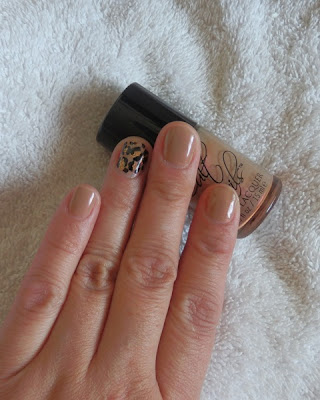 Cult Nails Cruisin Nude and Nevermore + Milani