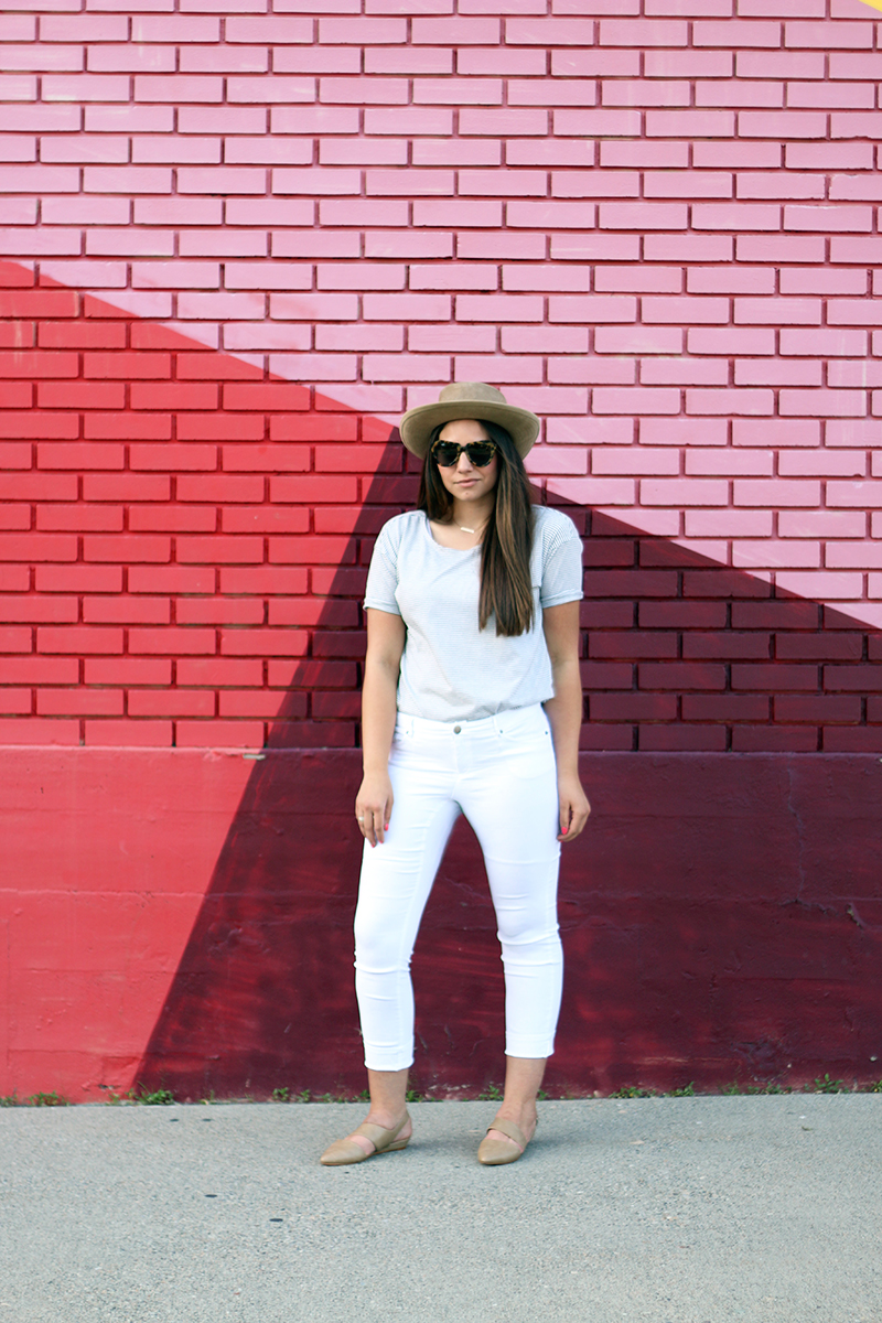 madewell outfit