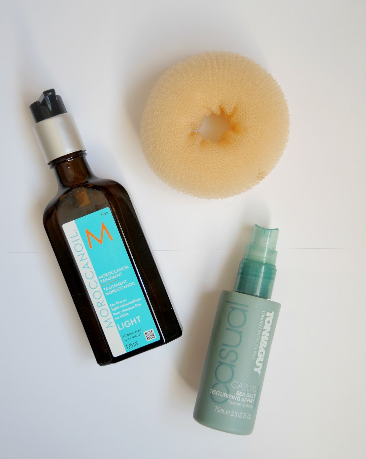Own Your Bed Head | Moroccan Oil | Sea Salt Spray