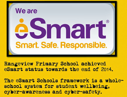Rangeview is an eSmart School!