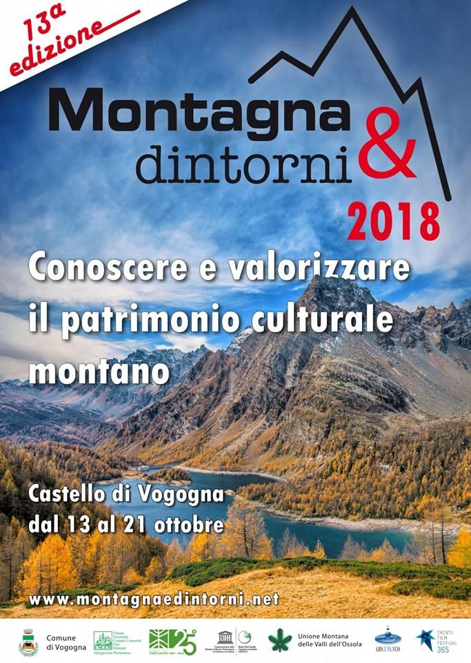 Montagna e dintorni 2018