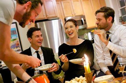 Tips Supaya Tidak Cepat Gemuk Setelah Menghadiri Acara Pesta