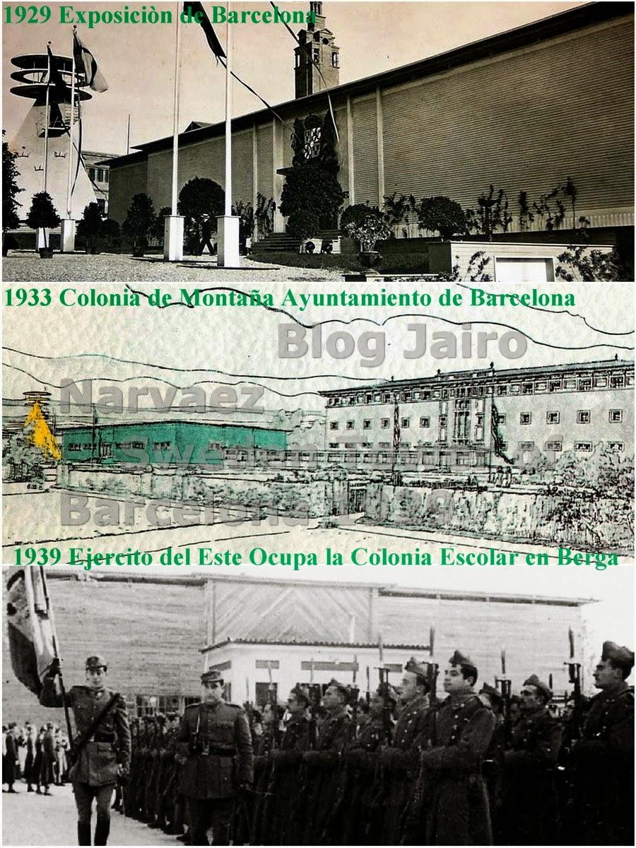 La Mentira sobre el pabellón de Suecia de 1929.