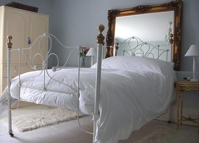 cabecero original de cama