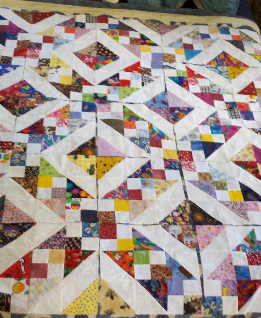 a good yarn: more fab scrap quilt ideas