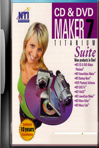 NTI CD and DVD Maker 7.