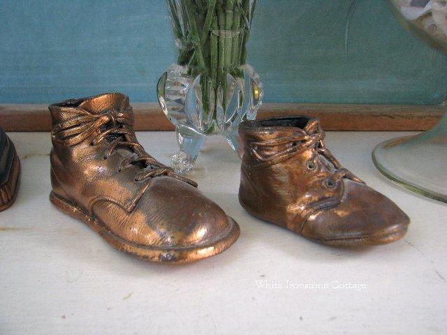 Shoe Love | White Ironstone Cottage