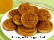 Škvarková roláda - recept