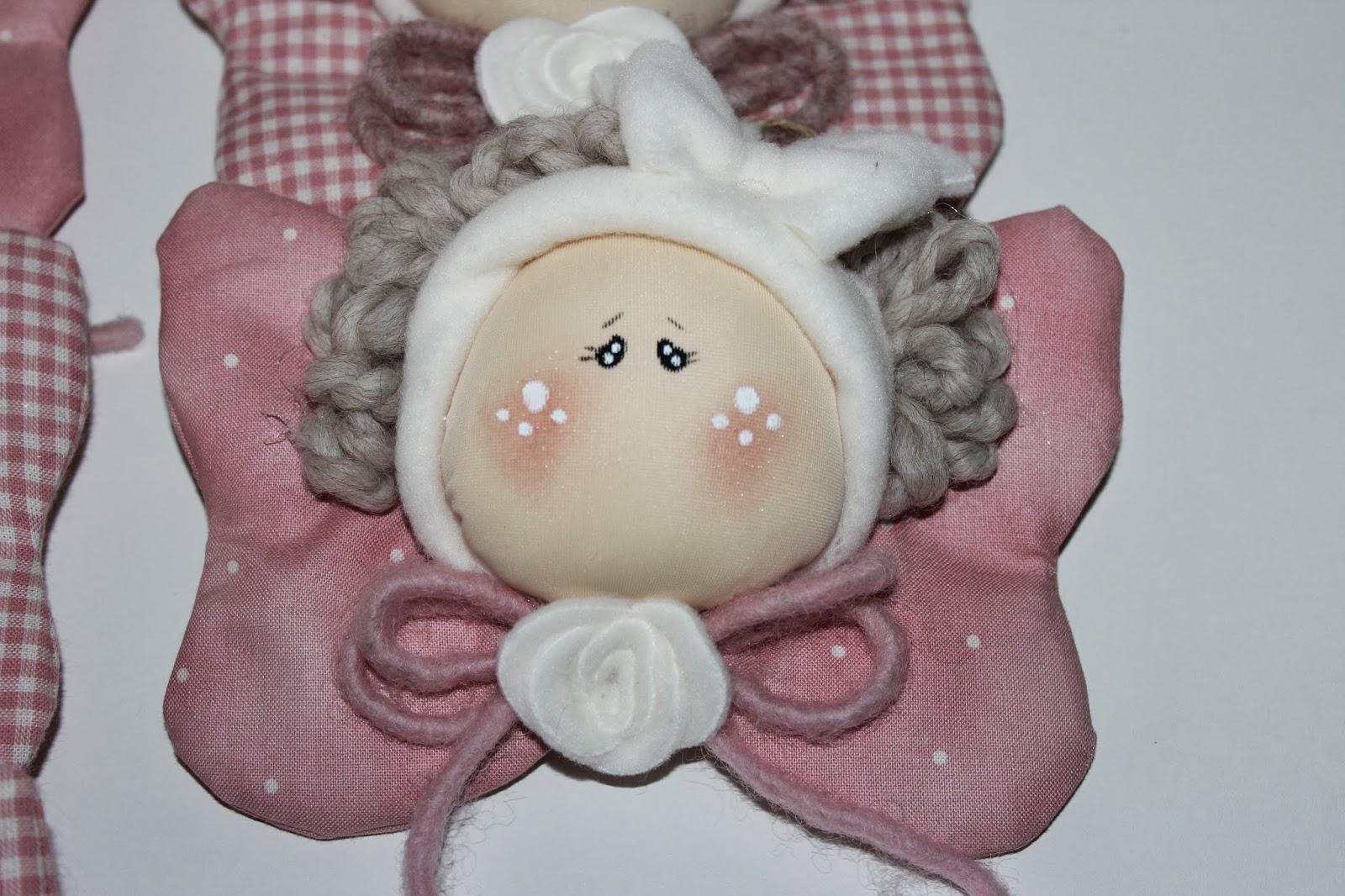 Favoloso Le creazioni di Maichi: Ricordini nascita della mia piccola Sara ED07