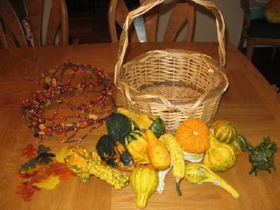 Autumn Basket Arrangements4