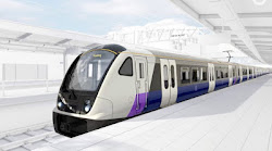 Woolwich Station Fit-out In Progress As Crossrail Releases Beautiful Design For New Fully Accessibl