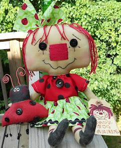 Lady Bug Annie!!!