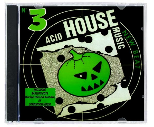 Maxi cd albums rares edimix creation for Acid house albums