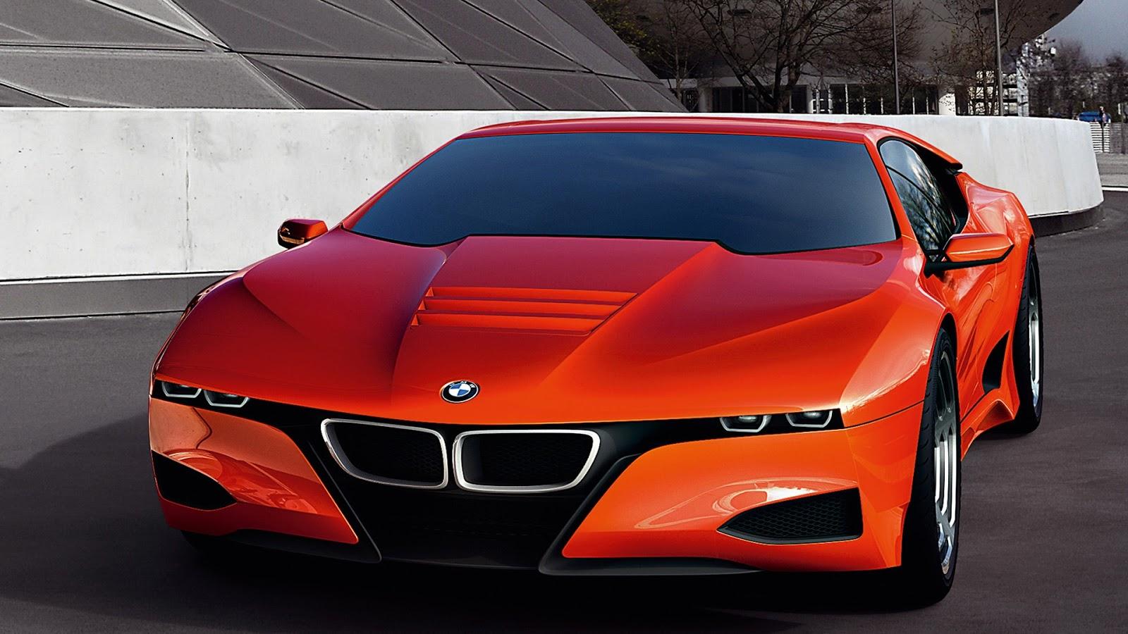BMW M1 Hommage Car