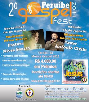 Peruíbe Gospel Fest - 2011