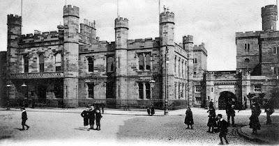 Tour Scotland Photographs Old Photograph Municipal