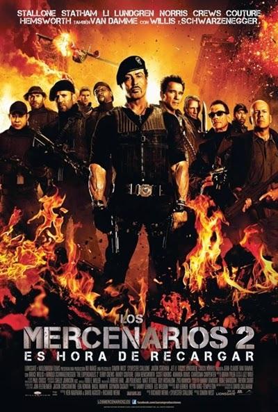 Los mercenarios 2 [2012] [BrRip] [1080p] [Latino-Ingles]
