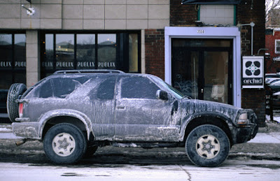 What Road Salt Does to Your Vehicle During the Winter