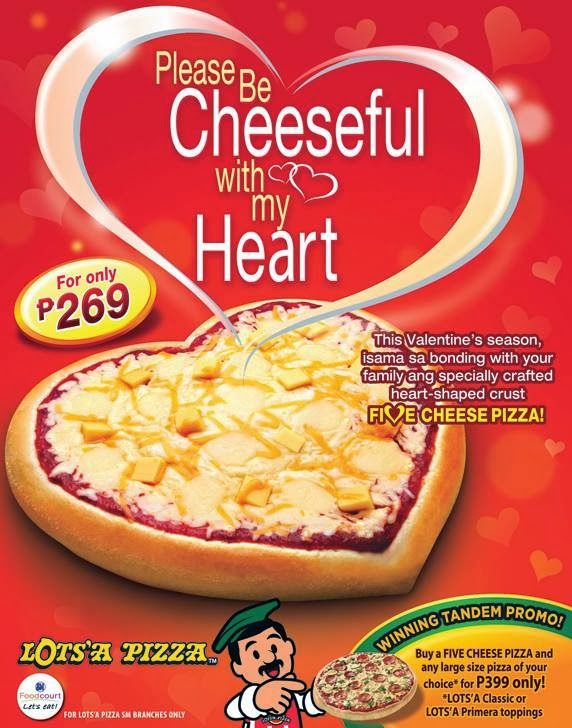 Please be cheeseful with my heart