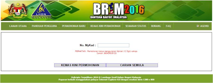 kemaskini BR1M