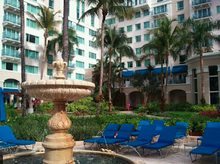 Ritz Carlton San Juan beach