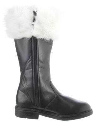 Funtasma Halloween Santa Boots