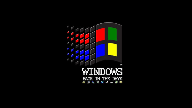 Windows Operating system back in the days