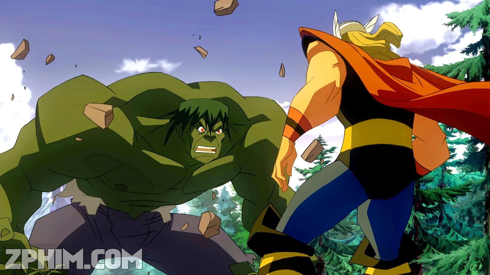 Ảnh trong phim Dị Nhân Đối Đầu - Hulk Vs. 2