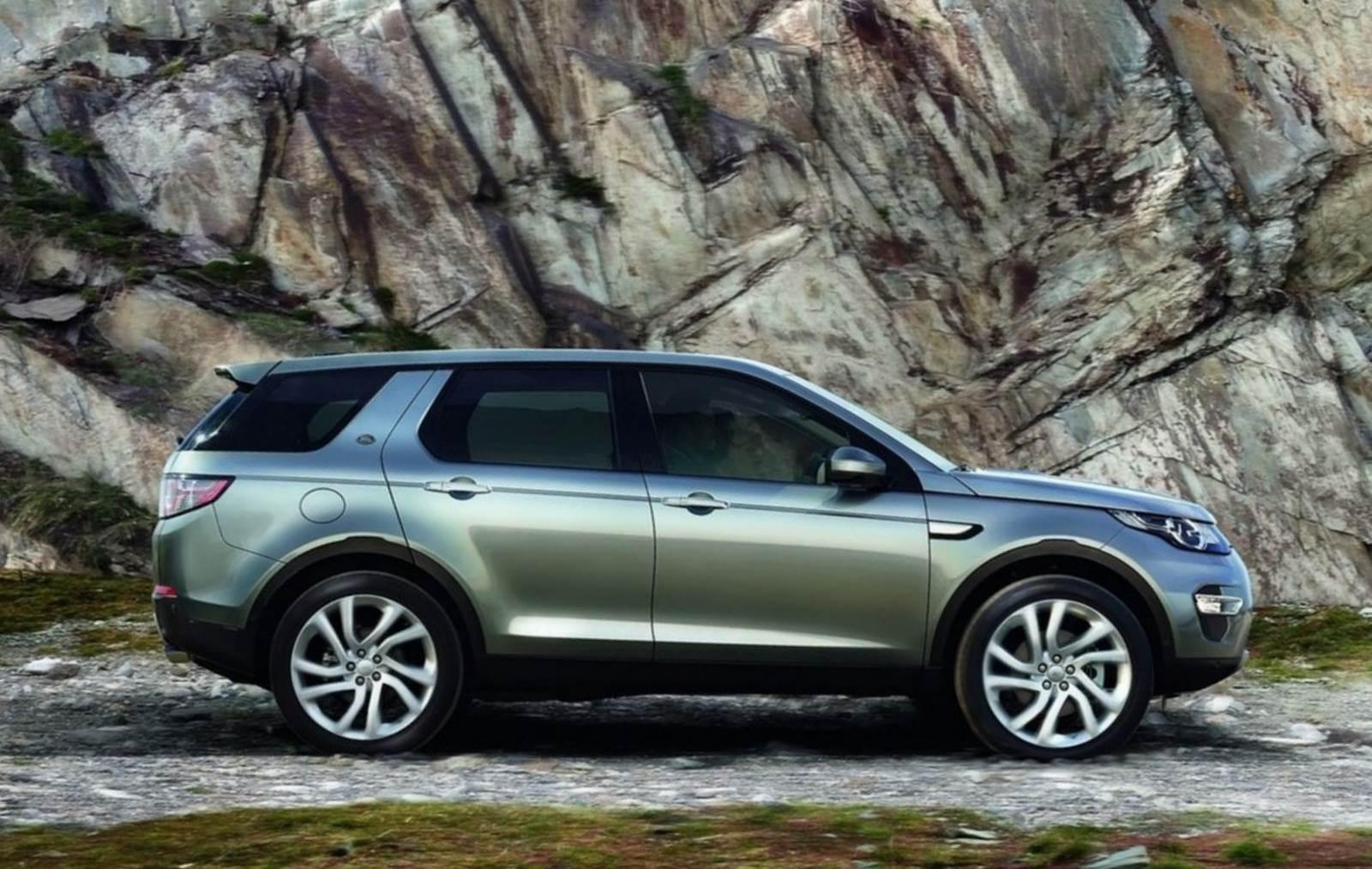 Land Rover Discovery Sport Pre 231 O R 120mil Na Inglaterra