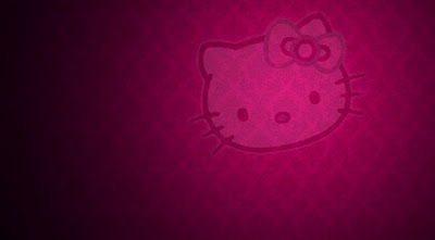 Hello Kitty MAC Brushes Wallpaper