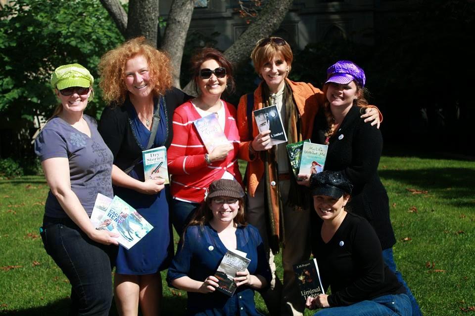 Morning Rain Publishing Authors
