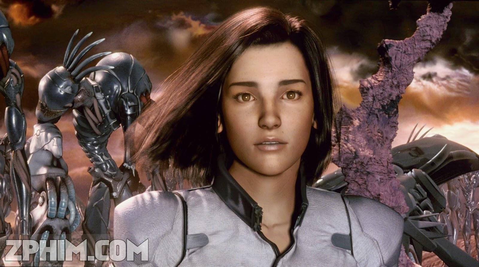 Ảnh trong phim Hủy Diệt Trái Đất - Final Fantasy: The Spirits Within 3