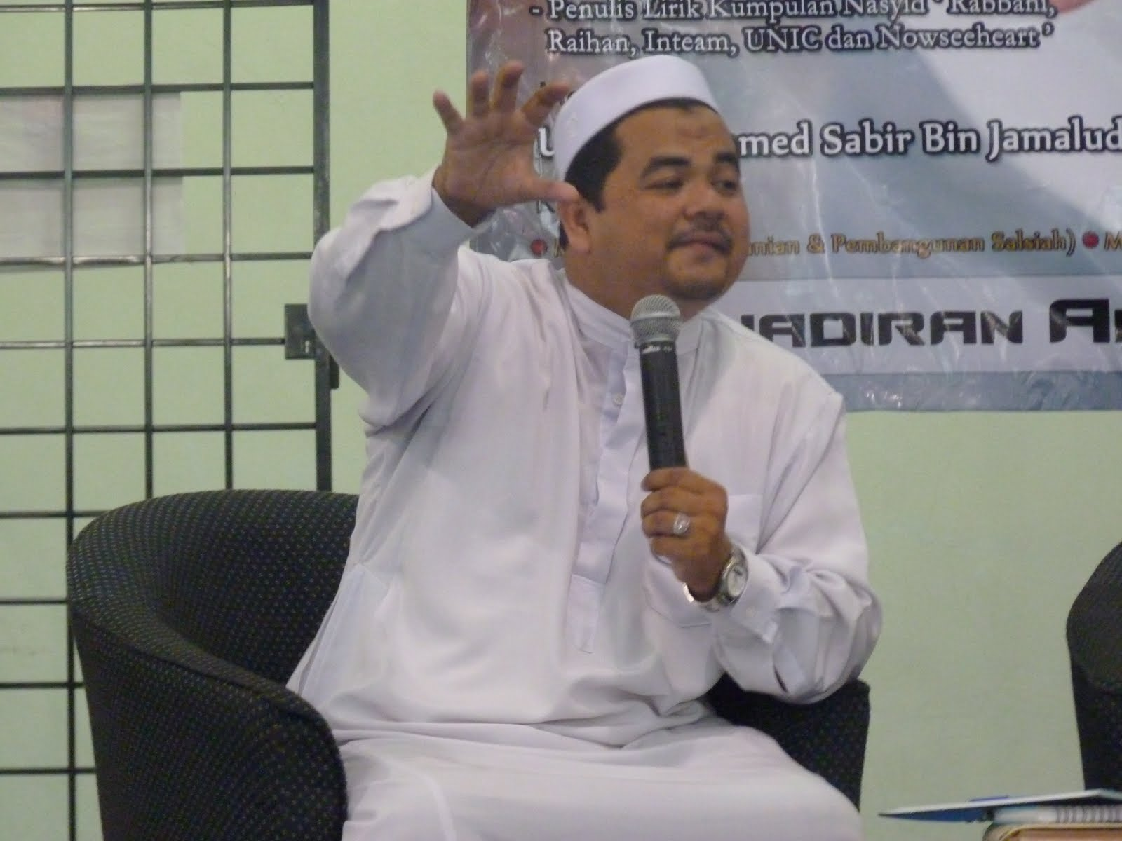 Dr. Ahmad Termizi Abdul Razak