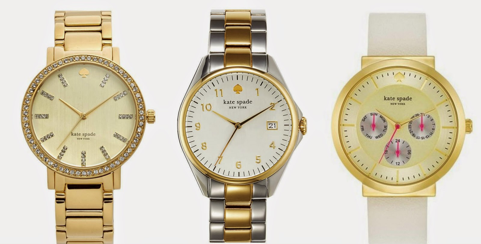 kate spade watch on sale preppy watch