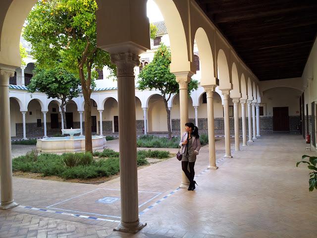 Claustro+Convento+Santa+Clara+Sevilla