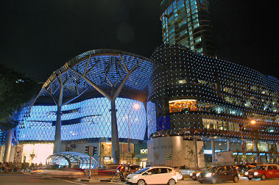 Ion Orchard shopping
