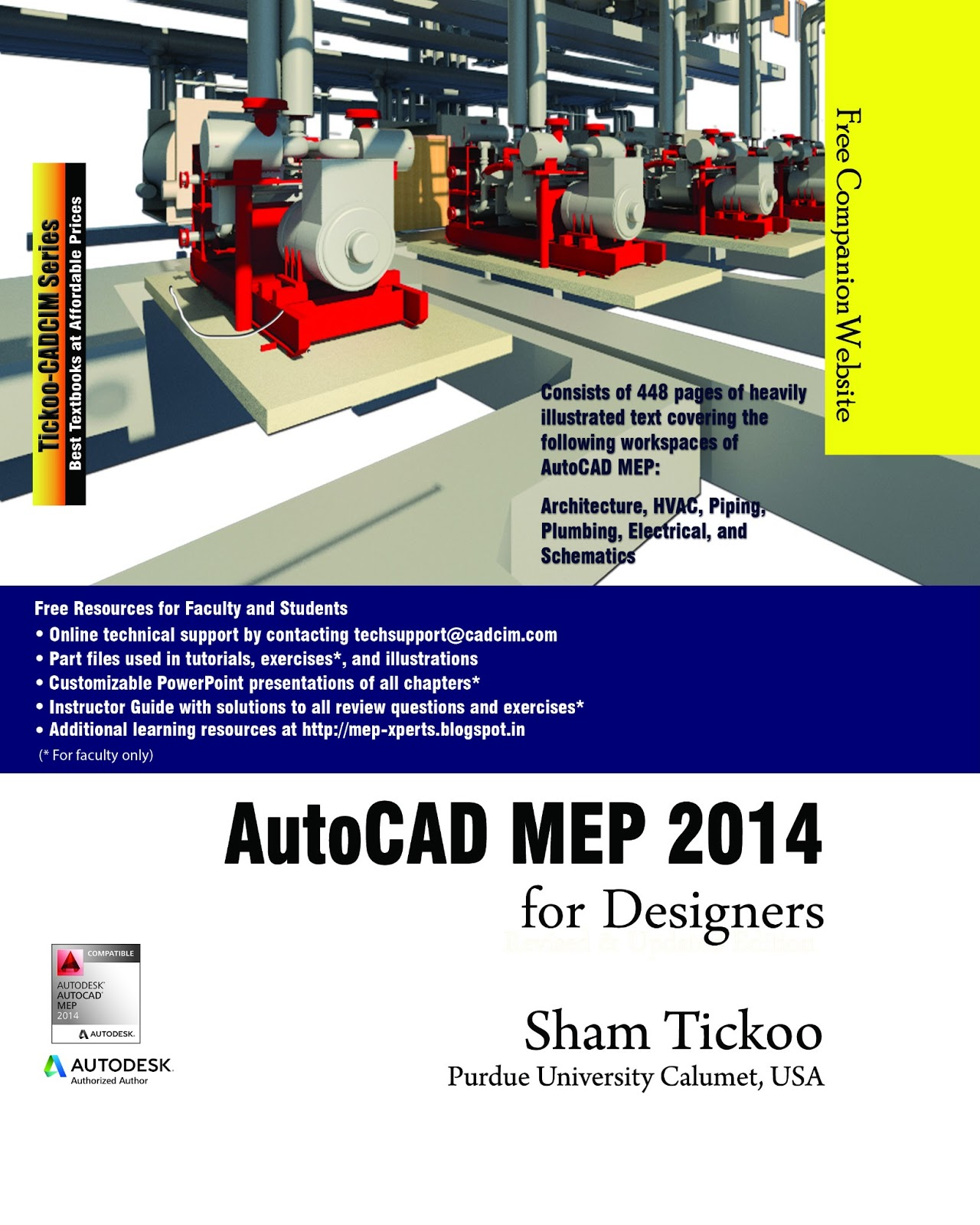 Bim quest revit rocks press realease autocad mep 2014 autocad mep 2014 for designers by prof sham tickoo and cadcim technologies to be released on 20 th may 2013 available in e book also for information baditri Image collections