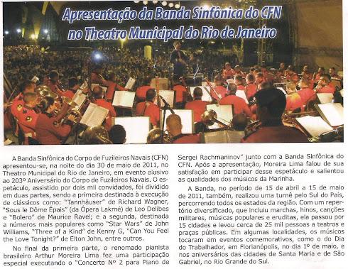 BANDA SINFÔNICA DO CORPO DE FUZILEIROS NAVAIS - BRASIL