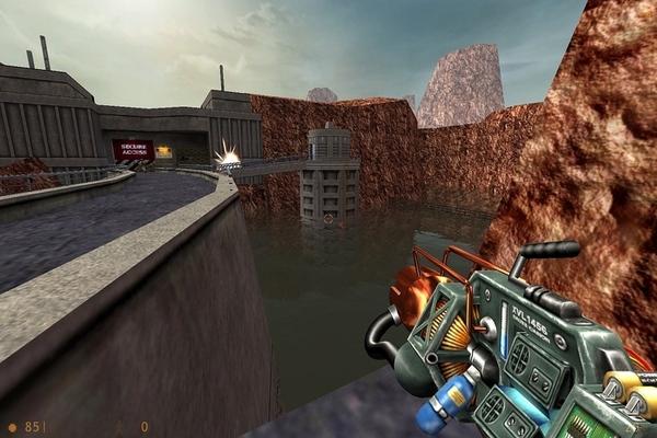 Black mesa is the half-life total conversion of the original half-life game