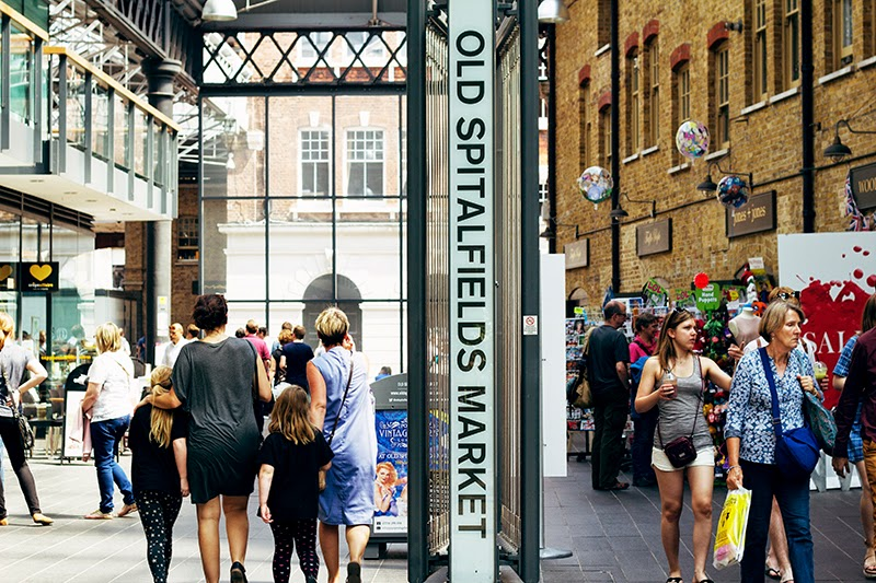 old spitalfields market london guide