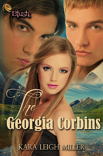 The Georgia Corbins by Kara Leigh Miller