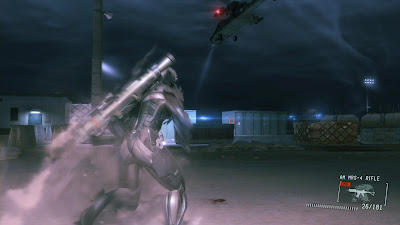 Exclusive Raiden DLC For Xbox Version Of Metal Gear Solid V: Ground Zeroes - weknowgamers