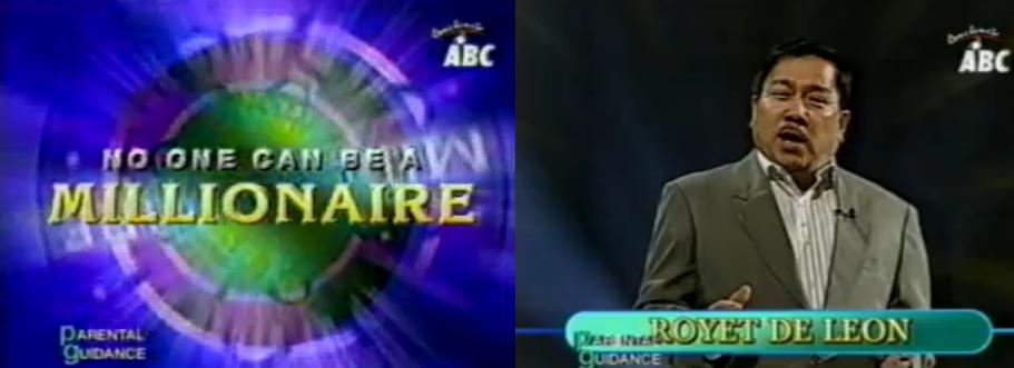 Associated Broadcasting Company Ispup  1999 Leo Martinez, Willie Nepomuceno, Jon Santos ABC-5