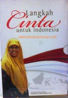 buku langkah cinta untuk indonesia Yoyoh Yusroh