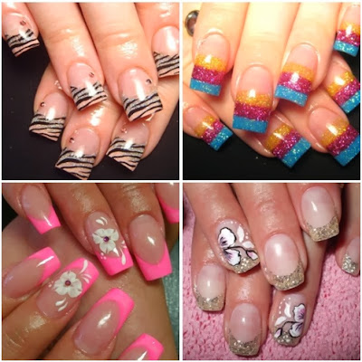 Impressive New Nail Designs for 2013