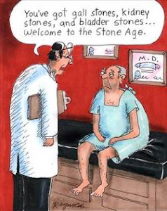 WELCOME TO OLD AGE